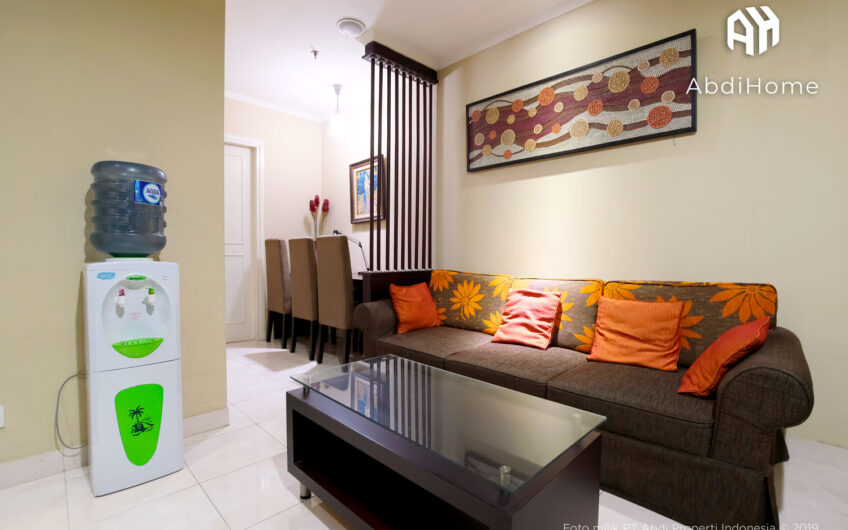 The Boulevard 1Br Fully Furnish and view city