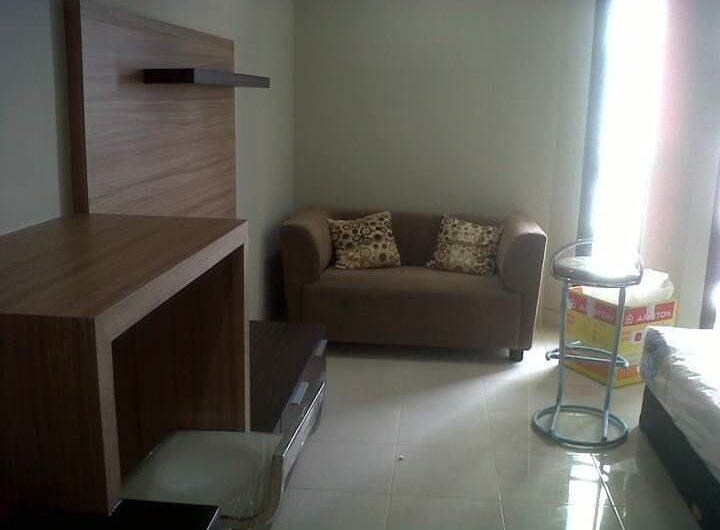 Tamansari Sudirman Fully furnish good view