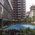 apartemen tamansari sudirman kolam renang