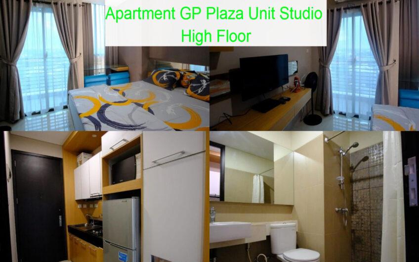 Apartment GP Plaza Unit Studio High Floor