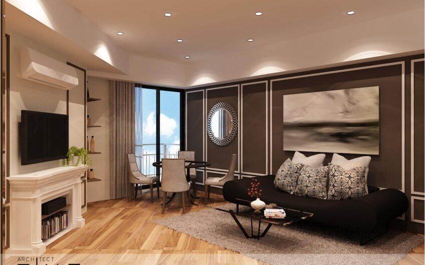 Jual Apartemen The Mansion Kemayoran T2 Br SF