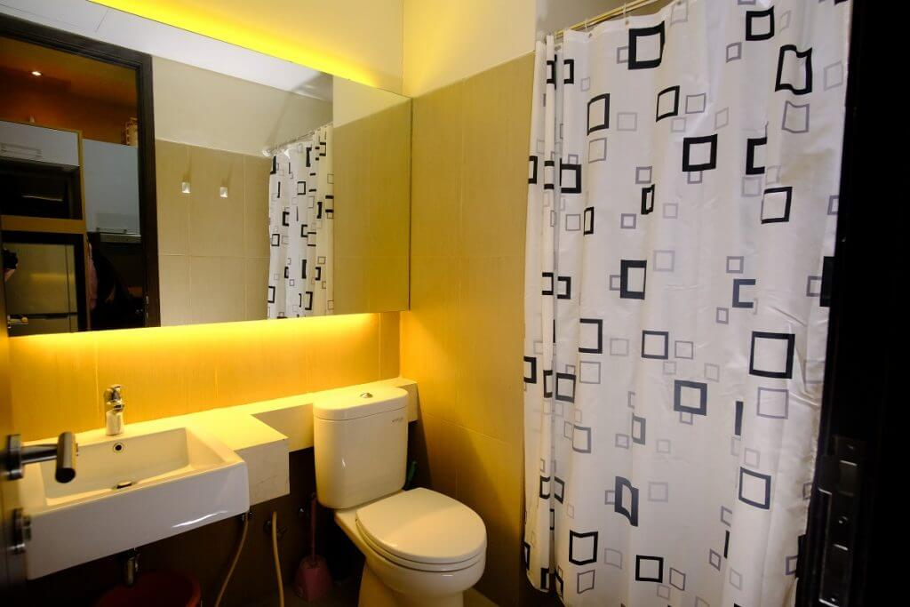 Apartment For Rent GP Plaza Unit Studio New Interior & Garden View
