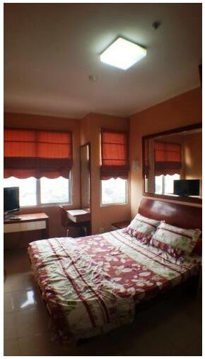 For Rent Apartment Casablanca Mansion 3Br Fully Furnish
