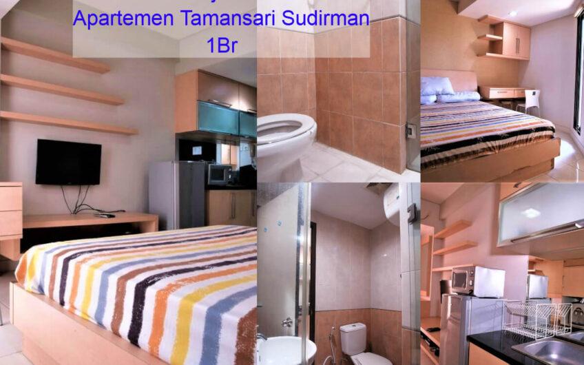 Tamansari Sudirman Type Studio Fully Furnished