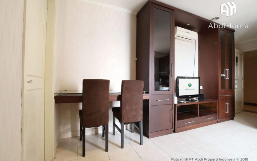 Beautiful Natural Living The Boulevard 1BR Fully Furnished
