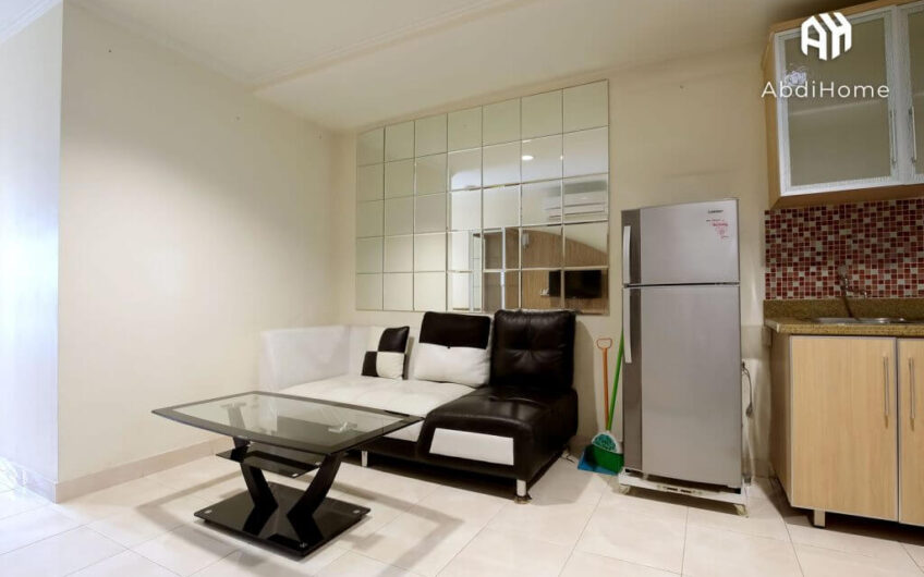 The Boulevard 1BR Fully Furnished