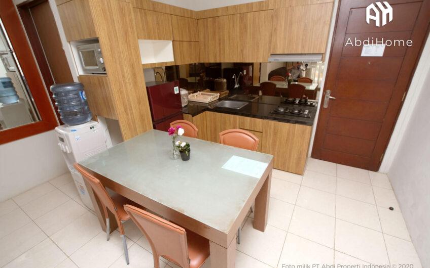 Casablanca Mansion 3BR Fully Furnish