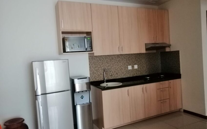 For Rent Thamrin Residence 2br with Beautiful Furnished