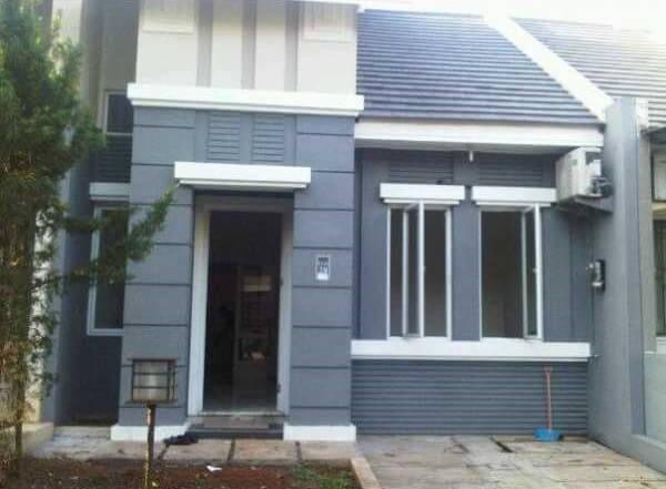 Dijual Rumah Cluster Ontario lokasi wisata cibubur dengan 2 kamar