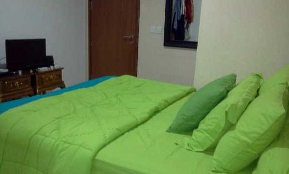 jual Apartemen Sahid Sudirman Residence 2 kamar + ruang belajar Dengan Harga Terjangkau