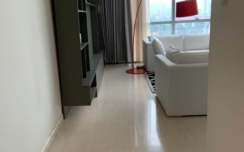 For Rent Casa Domain 2Br South View Sudirman Area