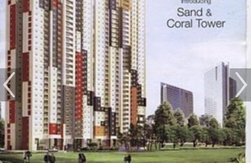 Apartemen The Wave Tower Coral kuningan Epicentrum