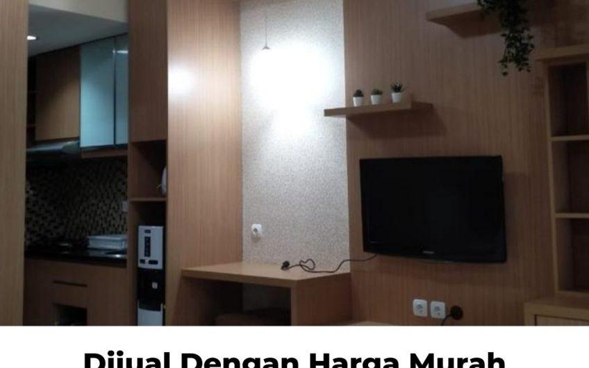 Dijual Dengan Harga Murah Apartemen Tamansari Sudirman Lantai Rendah