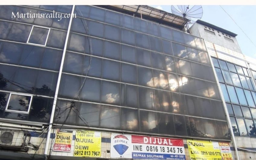 Dijual Ruko Komplek Bisma Raya dalam cluster